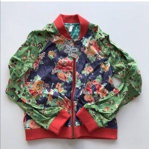 Matilda Jane cabin night jacket